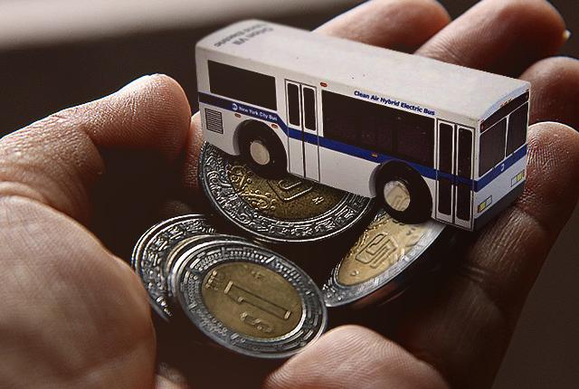 Es de los más baratos del país el costo del transporte en Puebla