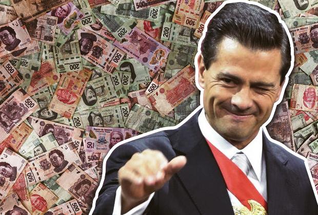 Consintió Peña a Puebla con más de 444 mil mdp durante su sexenio