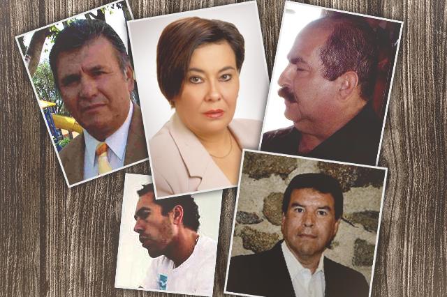 Dan a exmandos, excandidatos y empresarios la seguridad en Puebla