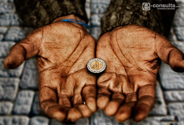 Carecen de ingresos 3.2 millones de poblanos para alimentarse