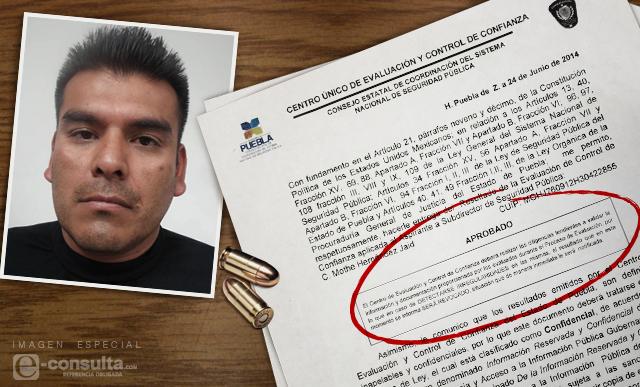 El estado aprobó en confianza a policías ligados a asesinato