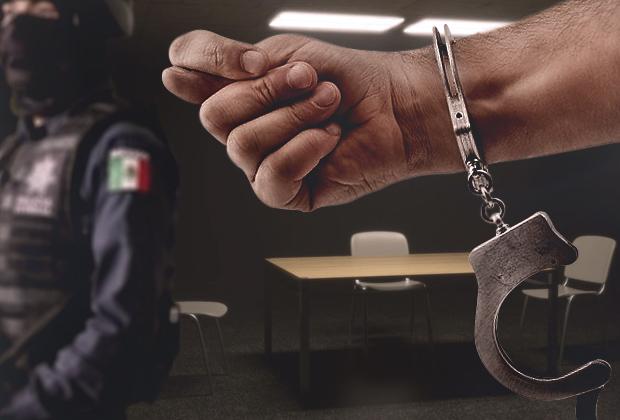 Por errores del MP, juez ordena libertad para policías de Amozoc