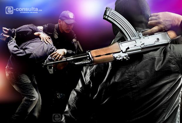 Inseguridad rebasa a policías y crea conflictos en 4 municipios