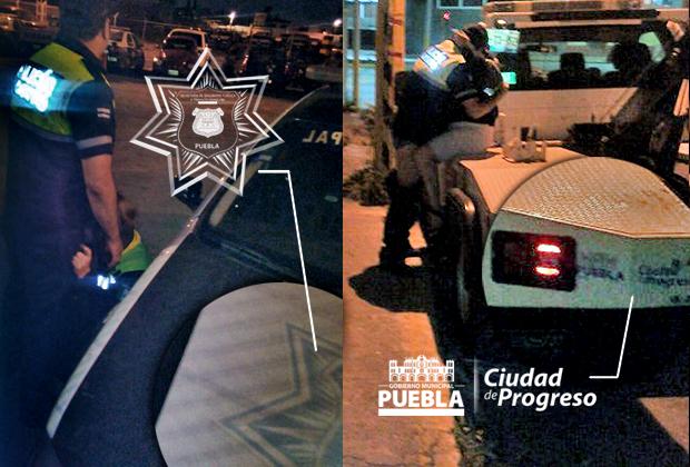 Para Santizo son falsas las fotos de policías en pleno sexo