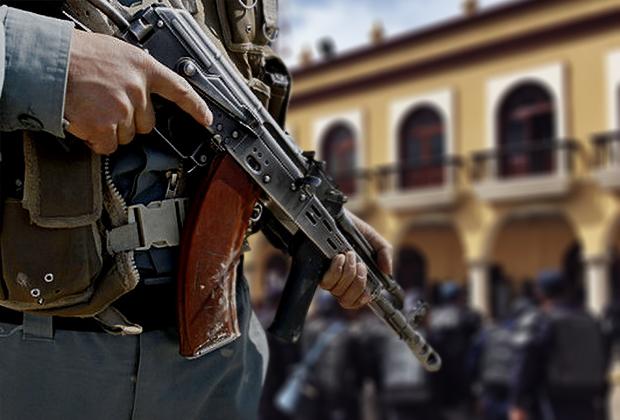 Discrepan cifras de armas robadas en sedes de cuerpos de seguridad
