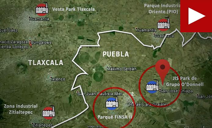 Tlaxcala saca más provecho que Puebla en la instalación de Audi