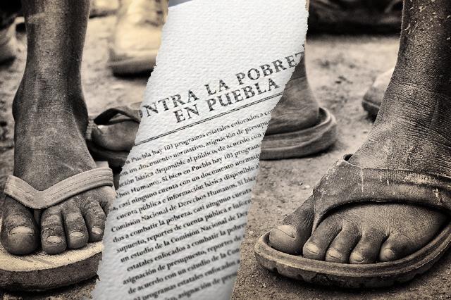 Falla 92% de programas contra la pobreza en Puebla, revela CNDH