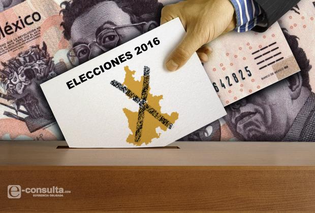 Paga Puebla las segundas elecciones más caras del país en 2016