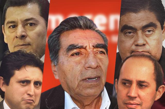 En Morena hay arribistas y líderes que son juez y parte: AQP