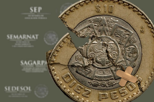 Caen 18.5% los recursos para delegaciones federales en Puebla