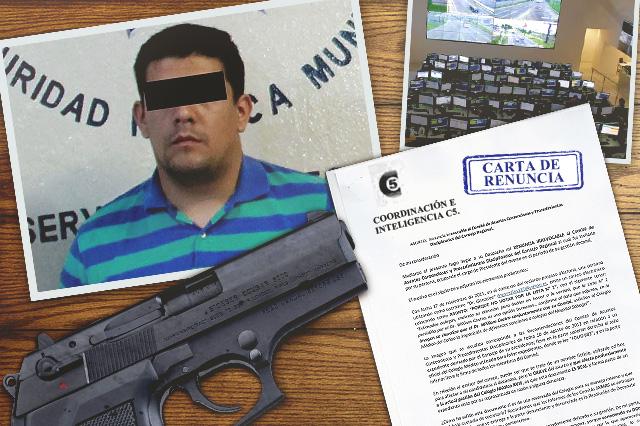 Renuncia director del C5; acusan a su hijo por delito de secuestro
