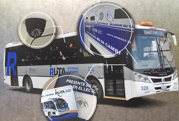 Arrastran pendientes en cobro y seguridad las líneas 1 y 2 del Metrobús