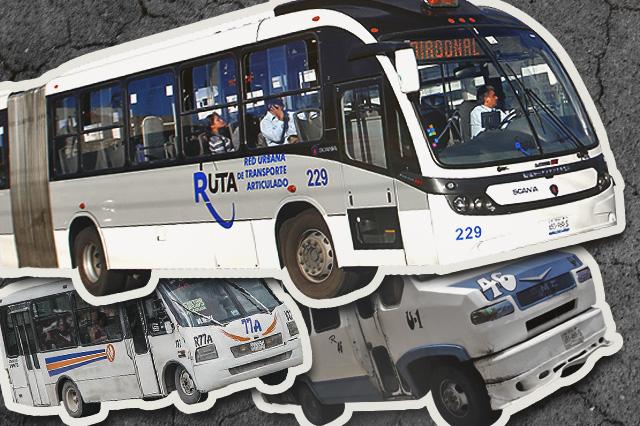 Líneas 1 y 2 de Ruta desplazaron 1,100 concesiones de transporte