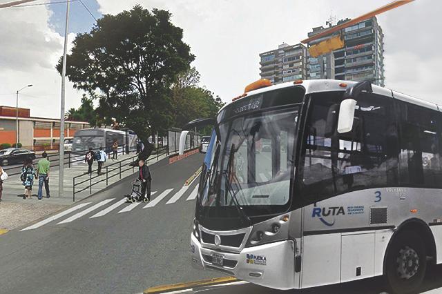 Oficial: Tendrá 28 paraderos y 2 trayectos línea 3 del Metrobús