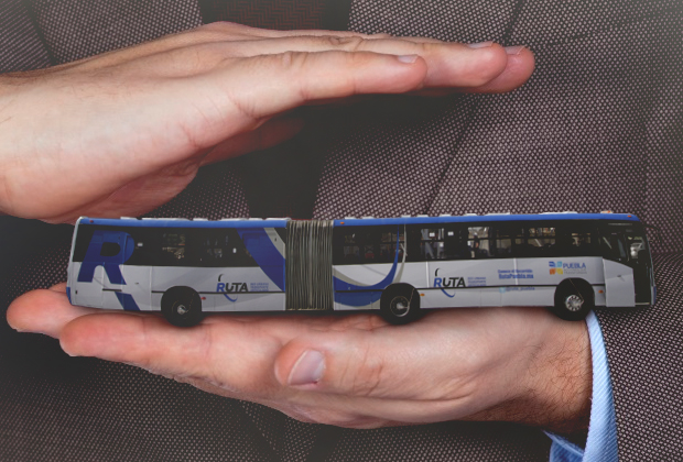 Accionistas del Metrobús de la CDMX van por línea 1 de RUTA
