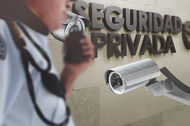 Casi se duplican las empresas de seguridad privada de 2015 a 2017