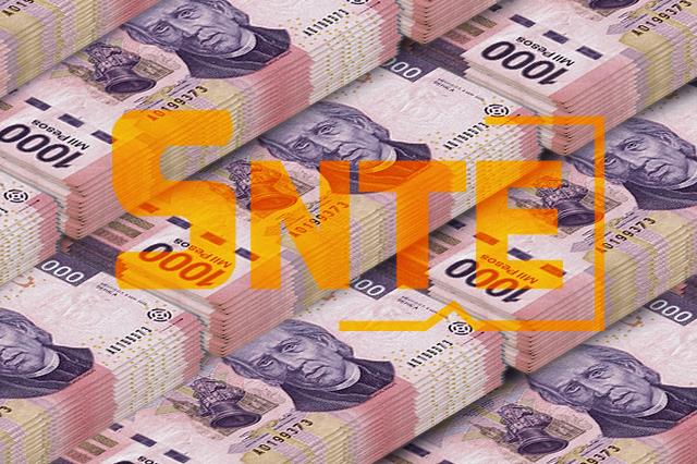 Cobran comisionados del SNTE hasta 550 mp al cierre de 2016