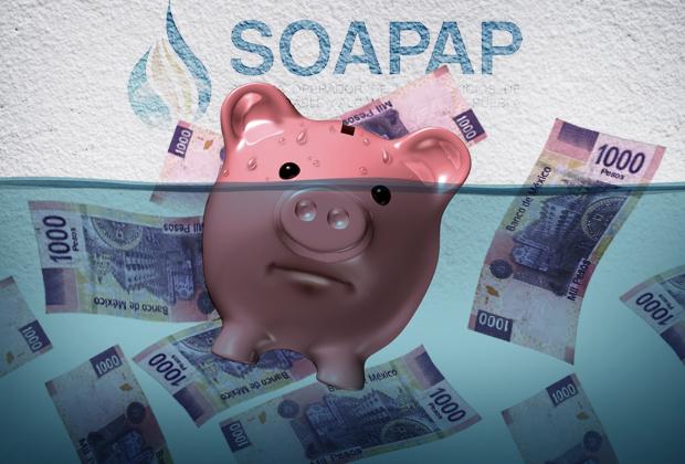 Municipio adquiriría deuda de Soapap con remunicipalización