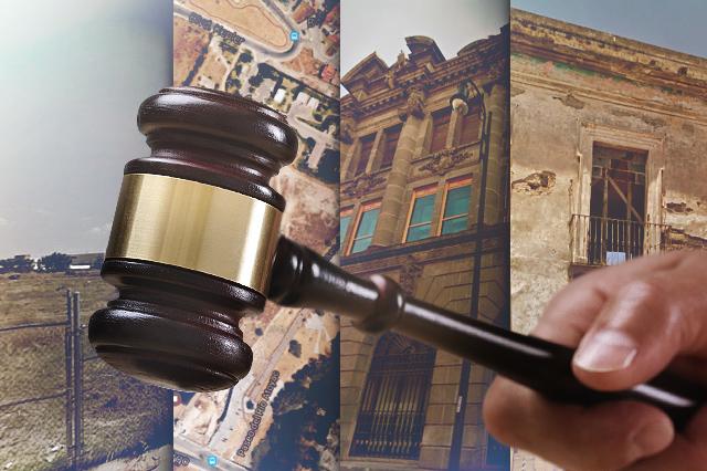 Puebla venderá y subastará bienes incautados al crimen