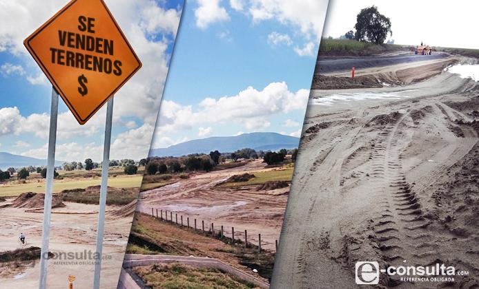 Abaratan tierras en Chiapa para asegurar trabajos a sus nietos
