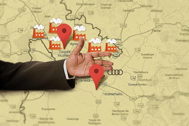Hasta 72 empresas ligadas a Audi se fueron de Puebla a Tlaxcala