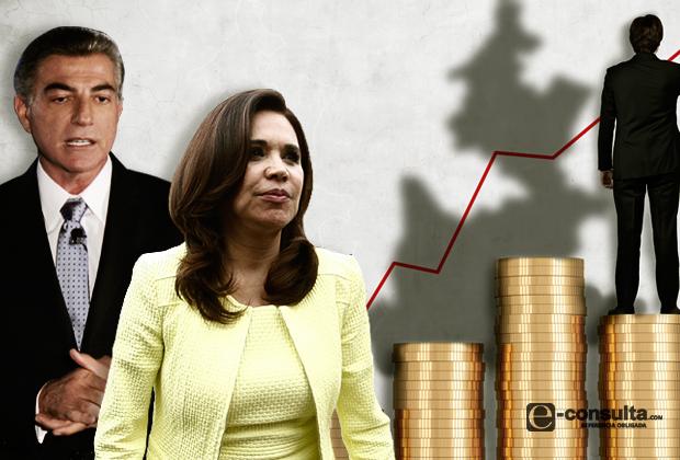 Acusan a Gali y Alcalá de rebasar topes en gastos de campaña