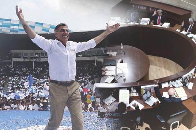 Validan triunfo de Gali Fayad en Puebla
