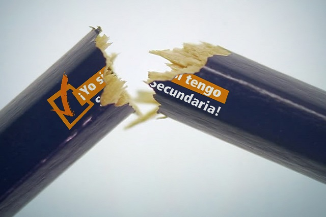 Incumple empresa capacitación a alumnos de secundaria en Puebla