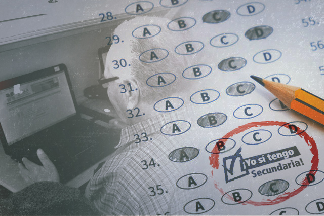 Un fraude, la entrega exprés de certificados para secundaria