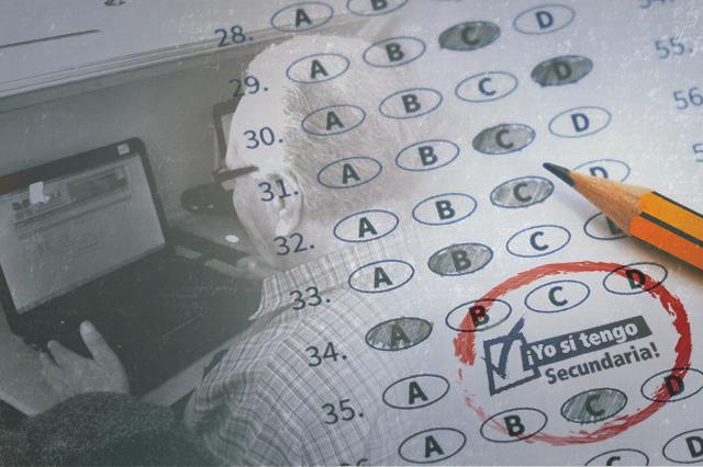 Certificados de secundaria para adultos no fueron fraude: Salgado
