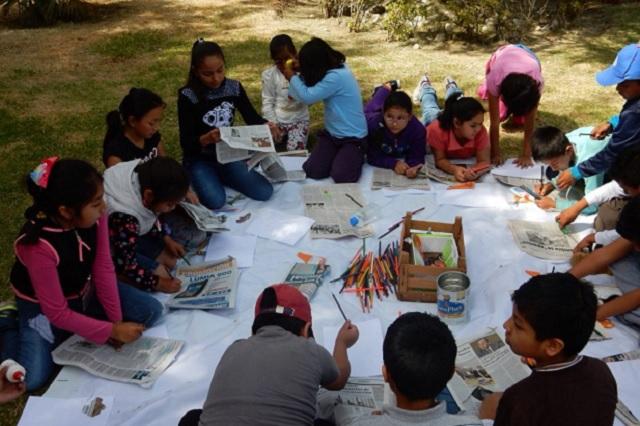 Niñas y niños disfrutan por cuarta ocasión del campamento Neneuki