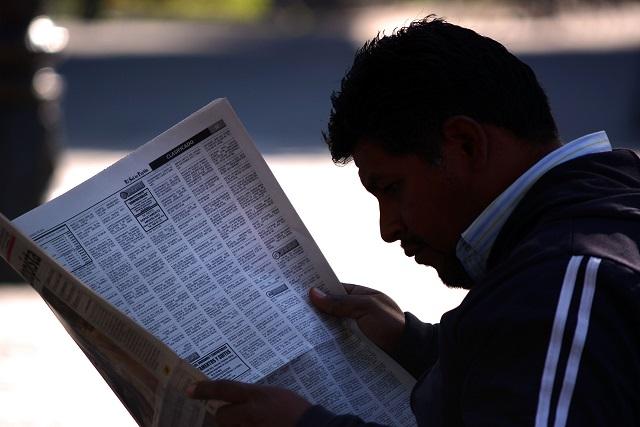 Tasa de desocupación en Puebla se mantuvo sin cambios durante 1 año