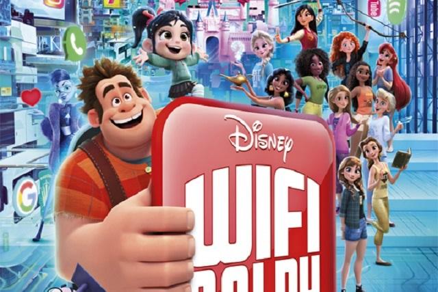 Disney presenta nuevo tráiler de Wifi Ralph