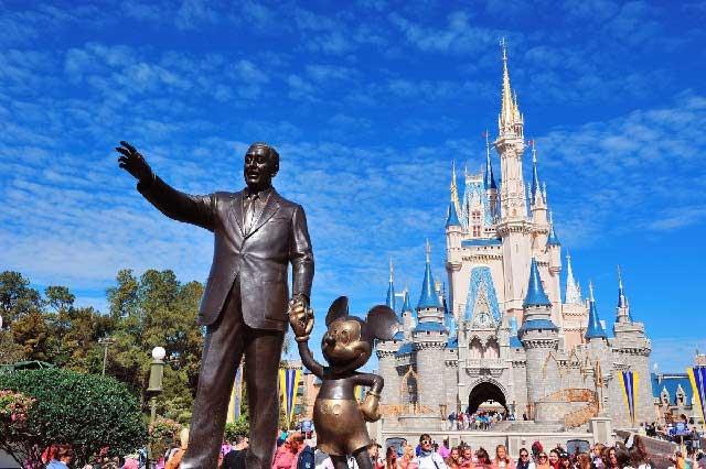 The Walt Disney Company dona 500 mil dólares para México por sismo