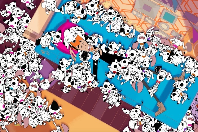 Calle Dálmatas 101, la nueva serie animada de Disney Channel