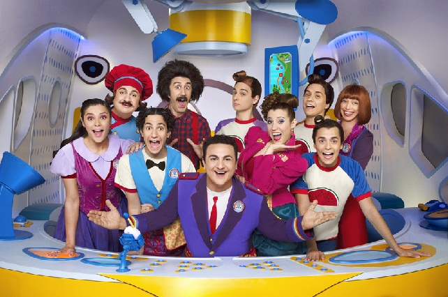 Junior Express, Princesita Sofía y Doctora Juguetes, de Disney a Tv Azteca