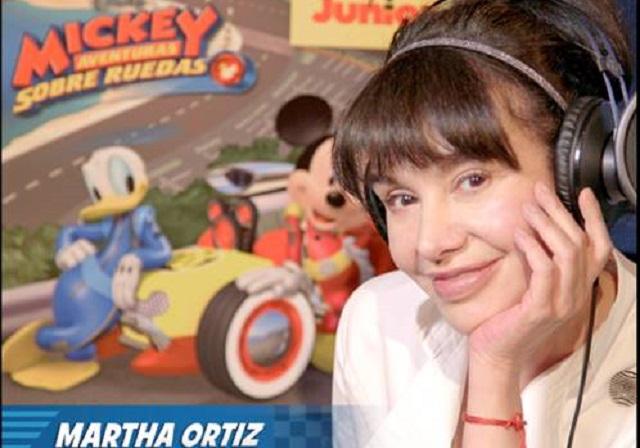 Chef Martha Ortiz participará en Mickey: Aventura sobre ruedas