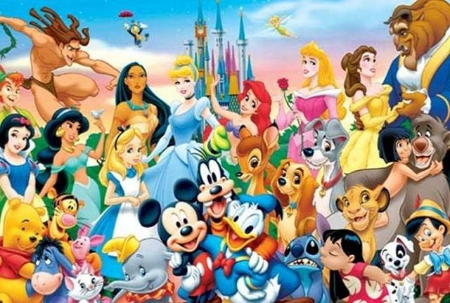 Anime Characters That Start With C : Clásicos disney juntos por primera vez e consulta