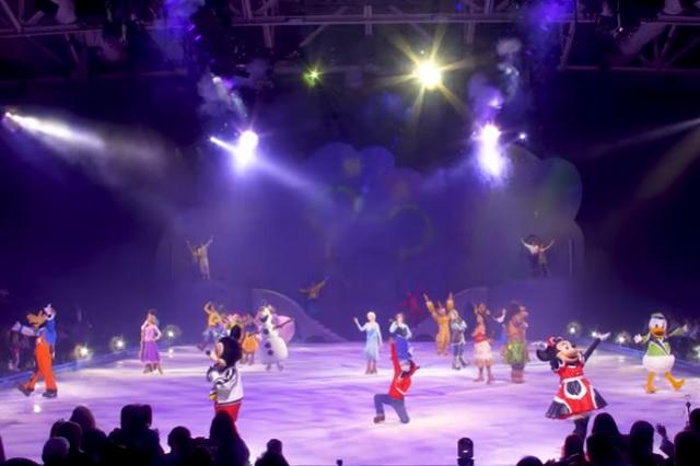 """Disney On Ice """"Descubre la magia"""" en el Auditorio Nacional"""