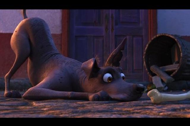 Disney presenta el corto animado El almuerzo de Dante