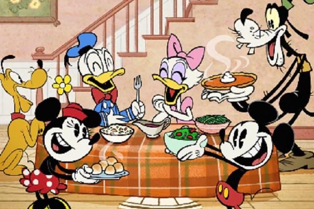 Disney celebra la amistad con mash up usando canciones icónicas