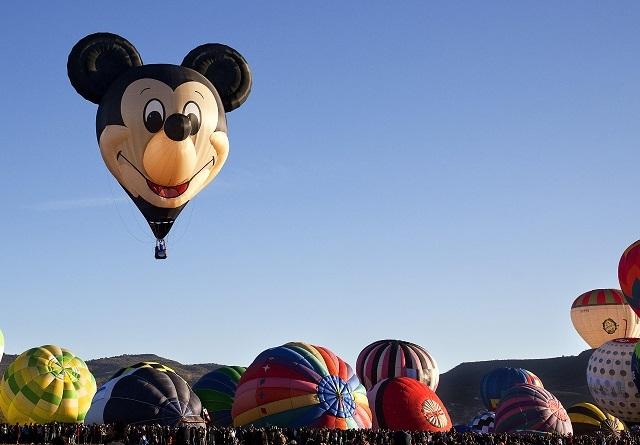 Disney: El globo más feliz del mundo regresa a México estos días