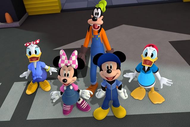 Disney Junior estrena Mañanas con Mickey para iniciar el día
