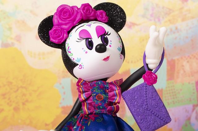 Se acerca el Día de Muertos y Disney lanza su Minnie Catrina