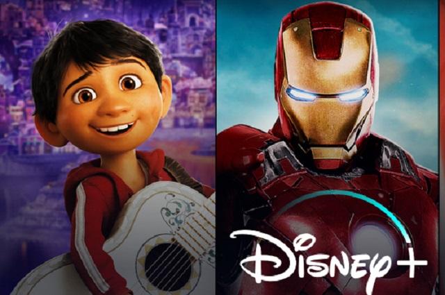 Los canales de Disney se unen en transmisión simultánea por Disney+