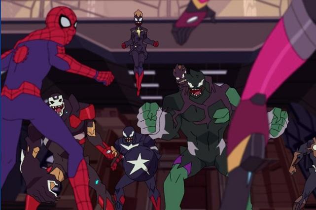 Disney XD estrena episodio de Marvel´s Spider-Man: Maximum Venom