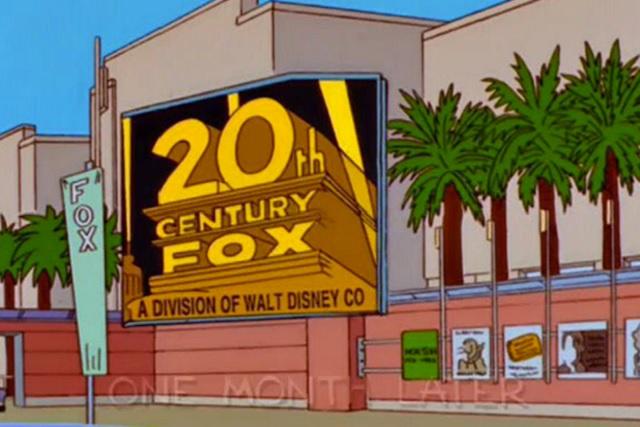 Compra Disney a 21st Century Fox por 71 mil millones de dólares