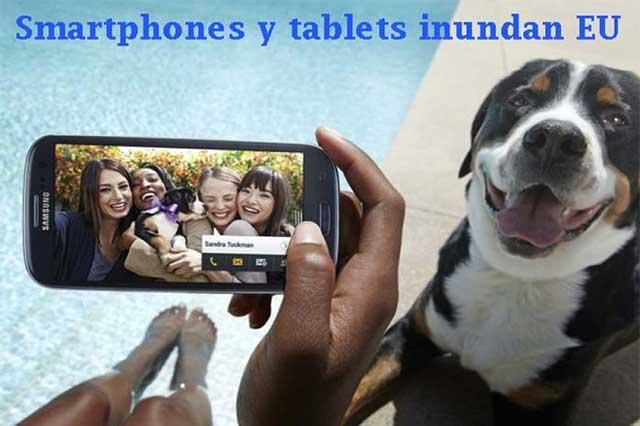 En aumento el uso de dispositivos móviles en los estadounidenses