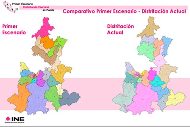 Plantean crear tres distritos indígenas en Puebla