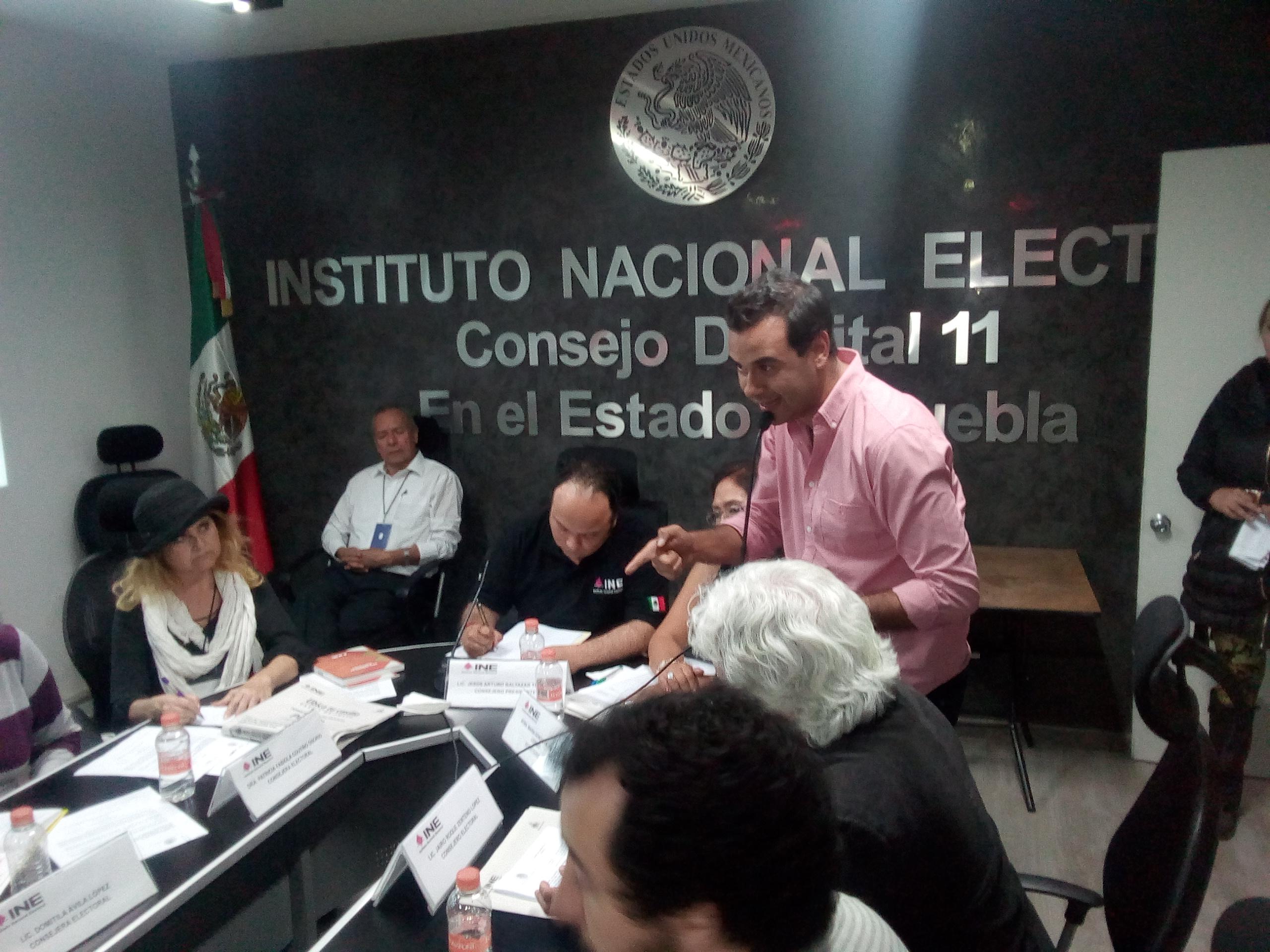La Policía Estatal fue cómplice de la violencia, acusa Fernández Solana